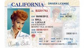 Driver's Traffic Tickets 12500 Cvc California License