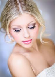 pink smokey eye makeup for prom