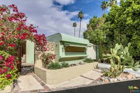 Retro Mobile Homes Darling 50s Trailer Home In Palm Springs Can Be Yours For 55k