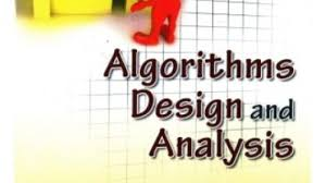 Design And Analysis Of Algorithms Books By Indian Authors Algorithms Design And Analysis By Udit Agarwal Pdf