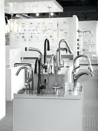 bath kitchen lighting new best la showroom images by waterworks ferguson faucets grohe fresh brass east kitchen faucets