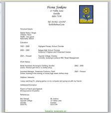 Unusual Bad Resume Examples Bad Resume Samples Pdf Examples Of