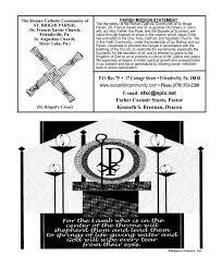 Bulletin - May 12, 2019 by St Brigid Parish - issuu