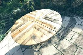 diy round coffee table wooden coffee table round pallet recycled diy coffee table legs