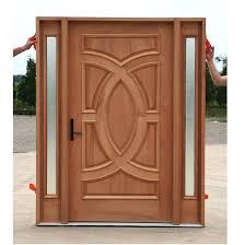 Wooden Door Design China Home Front ...
