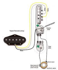 the tapped esquire wiring