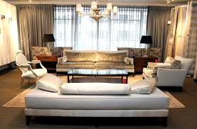 Luxury Furniture Retail Store Interior Design Donghia Showroom in