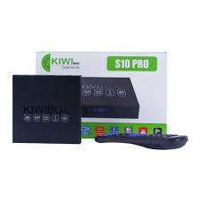 Review android kiwibox s10 pro - ram 4g - điều khiển giọng nói (chuột voice  bay), tivi box kiwi s10pro androi 10, bluetooth
