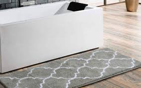 bath navy and set remarkable rugs contour blue round trellis rug dark target striped sets white