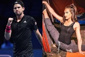 « alerter sur l'écologie, c'est notre responsabilité de sportifs » le tennisman autrichien, numéro 3. Dominic Thiem S New Girlfriend