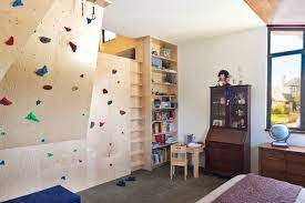 would you like a climbing wall in your