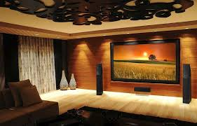 Small Picture Custom home theater design
