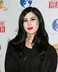Reality TV Personality <b>Kat Von D</b> attends the <b>Mercy</b> For Animals ...