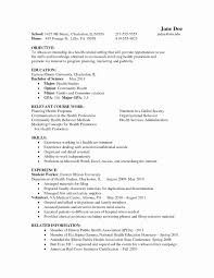 Intern Resume Examples Marketing Intern Resume Lovely 100 New Gallery Internship Resume 89