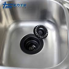 Talea Sink Waste Kit Bathroom Plug Trap Water Drain Filter Kitchen