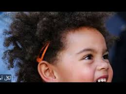 لكل أم لديها طفلة ذات شعر مجعد 5 نصائح لشعر الاطفال المجعد