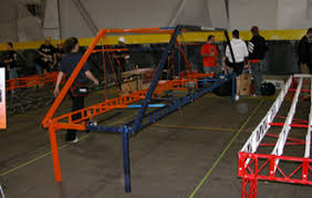 Ce Students Place In Steel Bridge Competition Lyles School Of