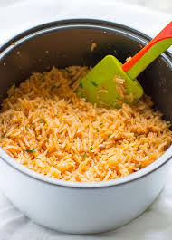 authentic mexican rice. Perfect Authentic Restaurant Style Mexican Rice  A Photo Of Rice In White Cooker With  And Authentic M