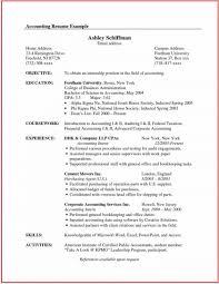 Financial Auditor Sample Job Descriptions Night Resume Objective