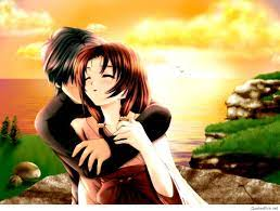 Couple Cartoons Love Story ...