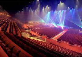 missouri theatre interior moses in branson missouri