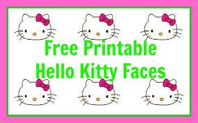 Hello Kitty Garden Party Free Printable Too Meet Penny