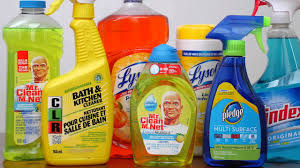 The Dirty Truth About Toxic Cleaning Products Youtube