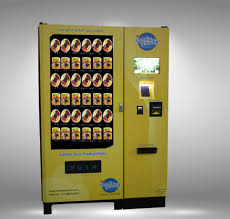 Name A Food You Never See In A Vending Machine Classy Smart Customized Vending Machines Smart Vegetable Vending Machine