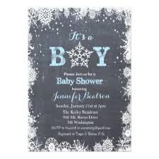 Snowflake Baby Shower Invitations Winter Wonderland Baby Shower Invitations Websolutionvilla Com
