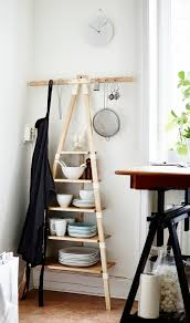 triangular leaning wall shelf by keiji