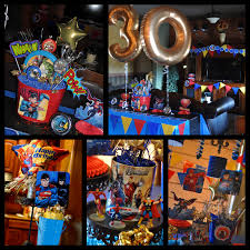 Avengers Party Decorations Crafty Pollys Party Decorations For A Super Fun Theme Party