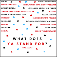 Be Stands For 7 13 Day 4 Of What Ya Stands For Books About Friendship