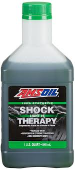 Amsoil Shock Therapy Synthetic Suspension Fluid 5 Light