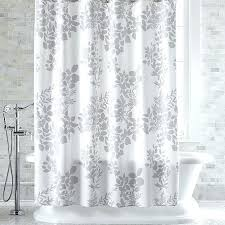 shower curtains without rings for large windows