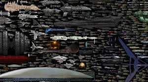 Sci Fi Ships Comparison Chart Www Bedowntowndaytona Com
