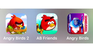 Angry Birds 2 vs Angry Birds Friends vs Angry Birds Transformers - YouTube