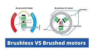 brushless vs brushed dc motor what s