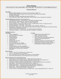 Performance Profile Resumes Performance Resume Template How To Write A Professional Profile