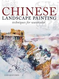 learn how to paint chinese landscapes in watercolor