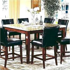 grani top dining table set round ideas black and chairs t image of nice counr granite