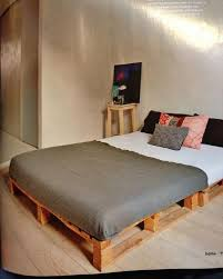 ... Large-size of Creative Diy Glowing Pallet Bed 82 Also Diy Glowing Pallet  Bed in ...