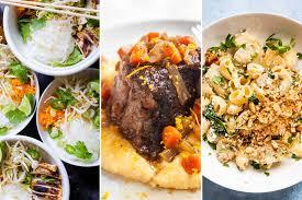 Simply Recipes 2019 Meal Plan May Week 5 Simplyrecipescom