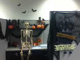 decorating office for halloween. my halloween cubicle decorating office for i