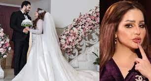 تاريخ زواج شهد الشمري من فهد