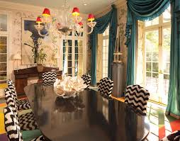 chandelier lamp shades dining room