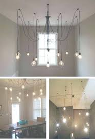 swag chandelier modern lighting light fixture in view 1 of