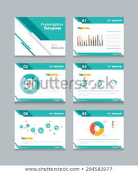 presentation template designs business presentation template setpowerpoint template design stock