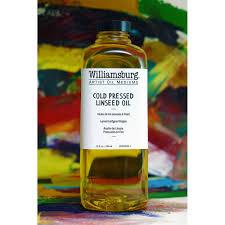 williamsburg oil painting drying oilediums