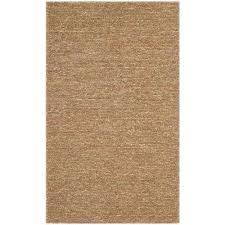 natural fiber beige 3 ft x 5 ft area rug