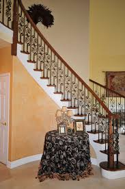 ... Alluring Home Interior Design With Various Wrought Iron Spiral  Staircase Kit : Archaic Image Of Home ...